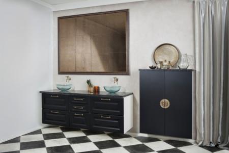 Tenori B Premium mattamusta kylpyhuone